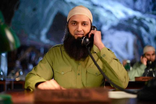First Look Revealed: Riteish Deshmukh Plays Terrorist in 'Bangistan'