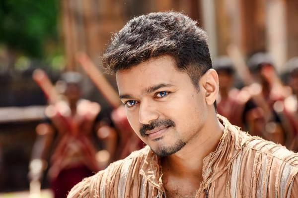 Vijay in 'Puli'