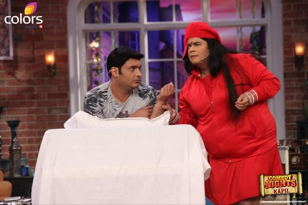 Kapil Sharma, Kiku Sharda Make Fun Of Radhe Maa