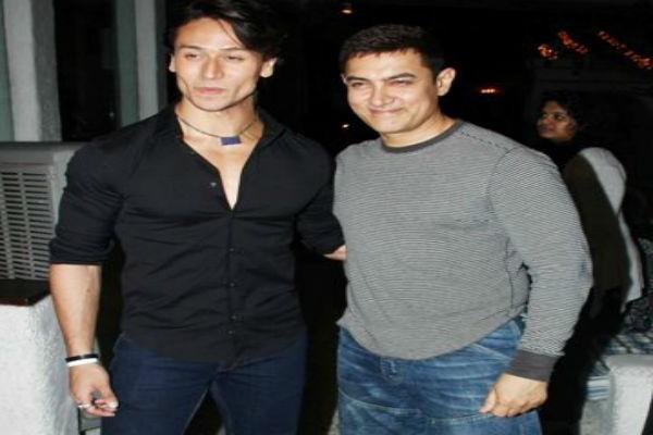 Aamir Khan Tiger Shroff
