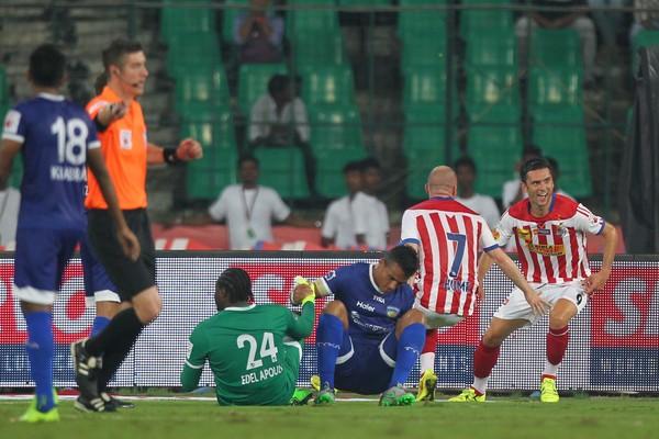 Helder Postiga Atletico de Kolkata ISL 2015