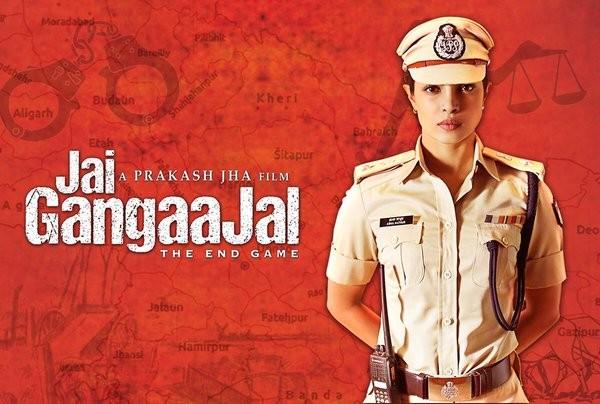 Priyanka Chopra in 'Jai Gangaajal'