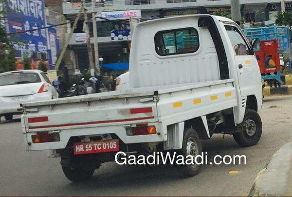 Maruti Suzuki's LCV Y9T Spied Testing Again, Launch Soon