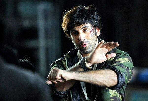 Ranbir Kapoor on the sets of Besharam (Facebook Page of Bollywood's Biggest Fans Club – BBFC)
