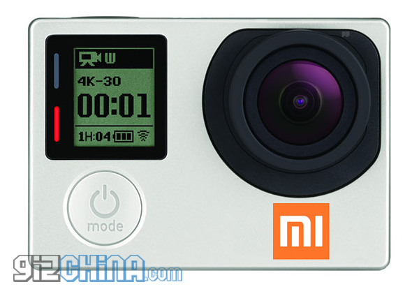 Xiaomi to launch a GoPro rival