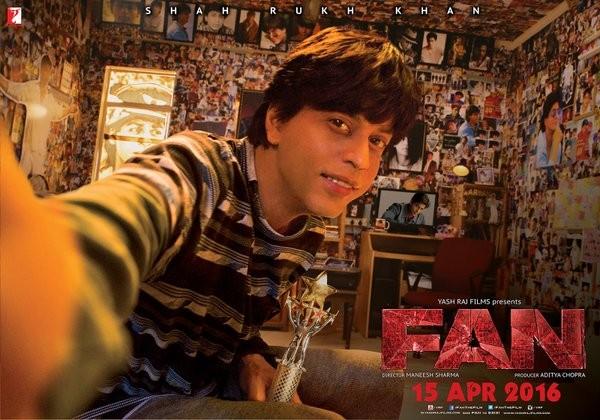 Shah Rukh Khan in 'Fan'
