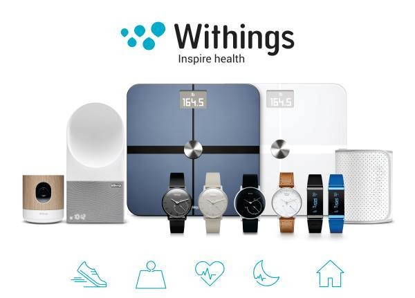 Nokia's Withings products