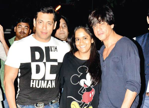 Shah Rukh Khan-Salman Khan's Friendship: Happy Days are Back