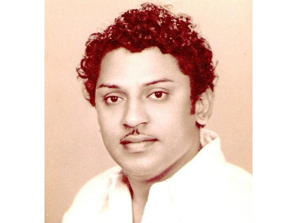 SS Rajendran
