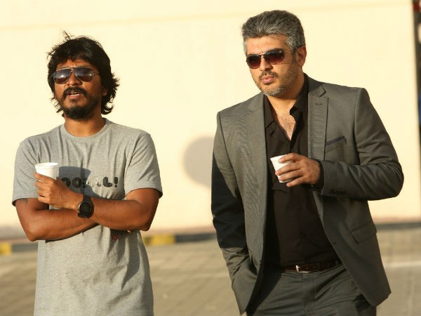 Ajith-Vishnuvardhan to Join Hands for 3rd Time?