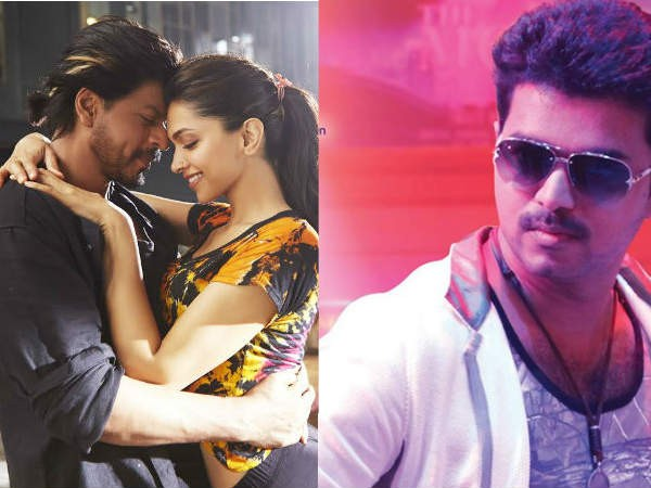 'Happy New Year', 'Kaththi' Rule Box Office in Nov