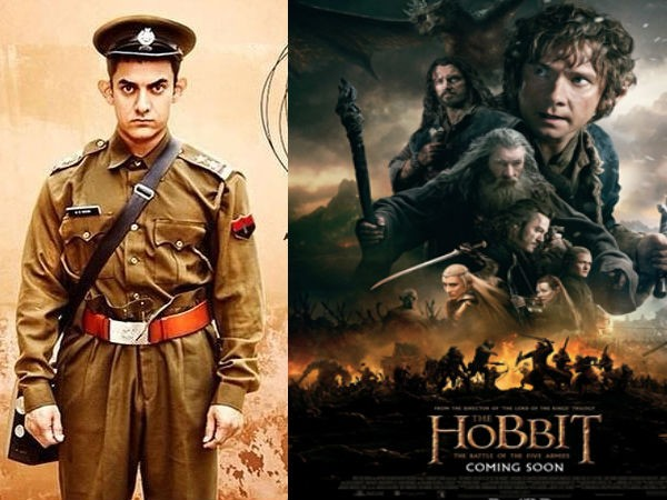 'PK' Box Office: Aamir Khan's Film Faces Tough Challenge at International Circuits