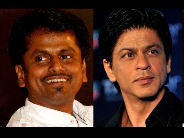 AR Murugadoss-Shah Rukh Khan