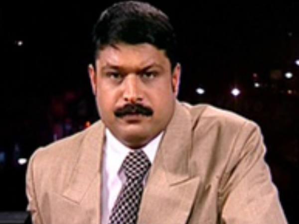 M. V. Nikesh Kumar