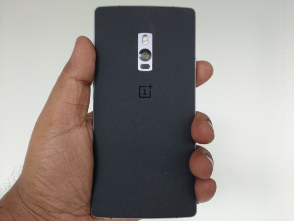 OnePlus 2 Rear View