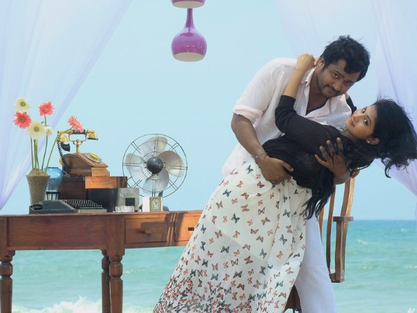 Bobby Simha-Reshmi Menon's Engagement