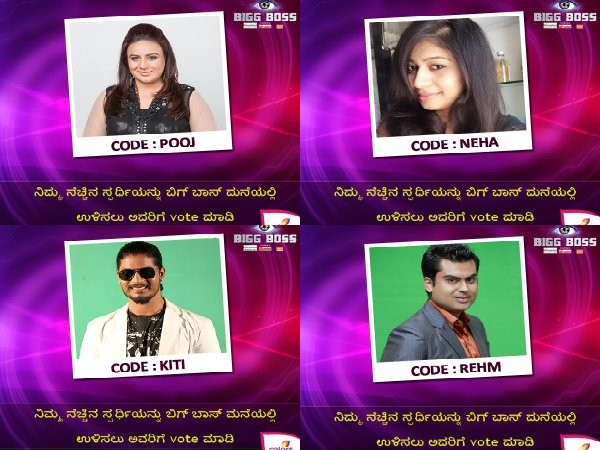 Rehman, Neha, Tsunami Kitty, Pooja Gandhi nominated for elimination