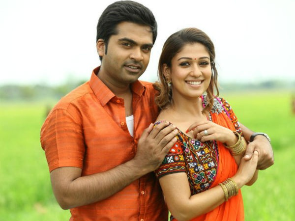 Simbu with Nayantara in Idhu Namma Aalu