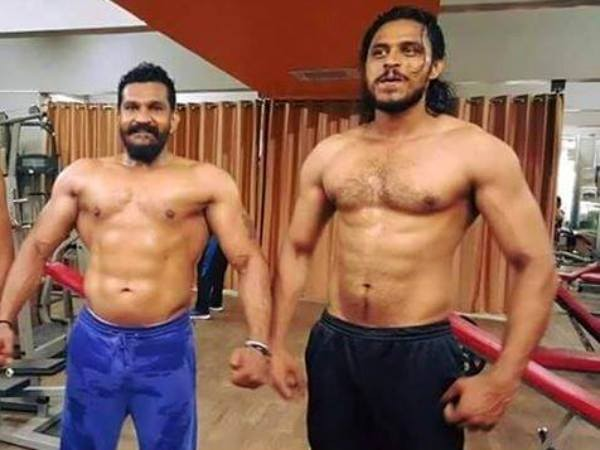 Uday and Anil