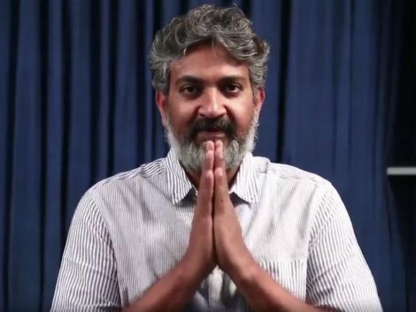 Director SS Rajamouli