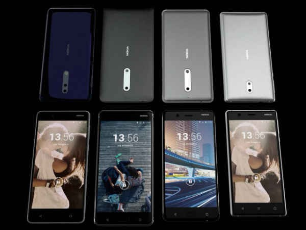Nokia 9 spotted on Geekbench with 8GB of RAM & Android 7.1.1