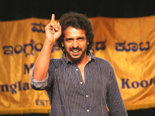 Kannada star Upendra to join politics