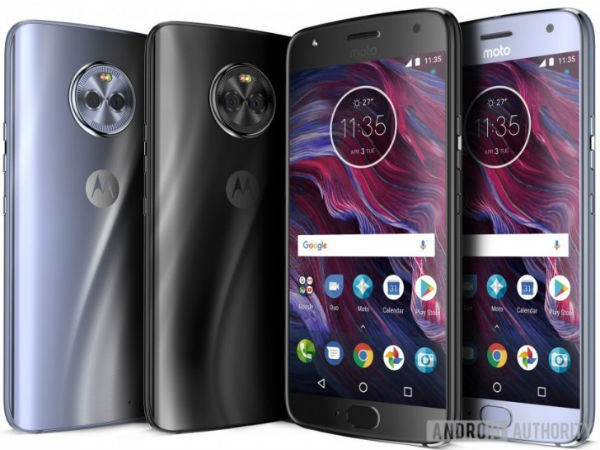 Moto X4 press render, full specs list leaked