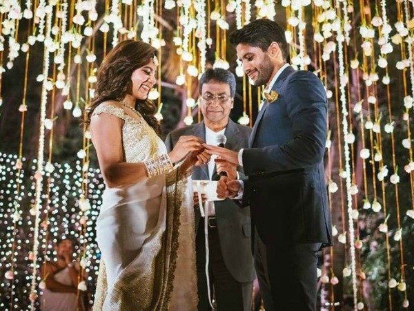 Samantha - Naga Chaitanya Marriage Invitation
