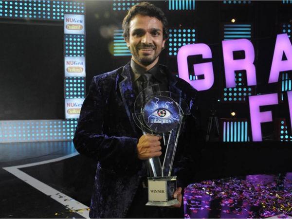 Bigg Boss Kannada 1 Winner - Vijay Raghavendra
