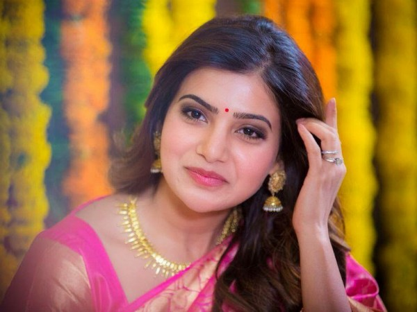 Samantha Forerunner for Rajamouli's Film