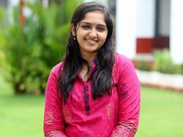Actress Sanusha molested by a man in a running train