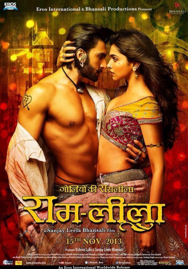 Goliyon Ki Raasleela - Ram-Leela poster