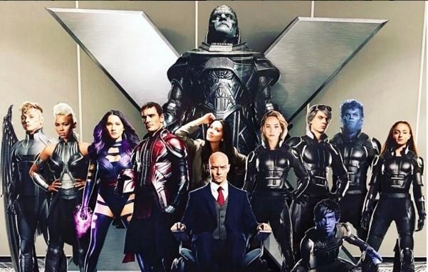 X-Men: Apocalypse characters