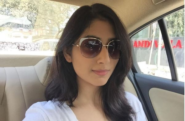 """Disha Parmar bags a new show tentatively titled """"Bhaukaal."""" Pictured: Disha Parmar"""