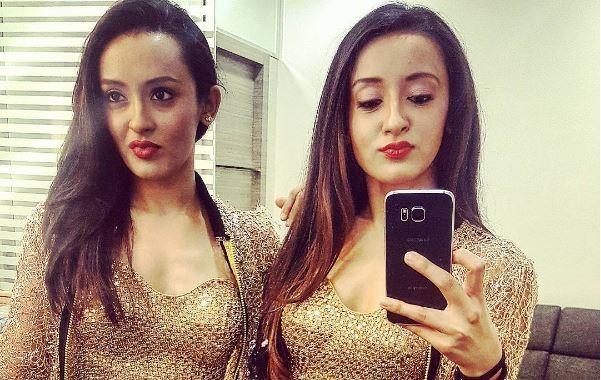 'Jhalak Dikhhla Jaa 9:' Twin sisters Poonam and Priyanka evicted? Pictured: Poonam Shah and Priyanka Shah