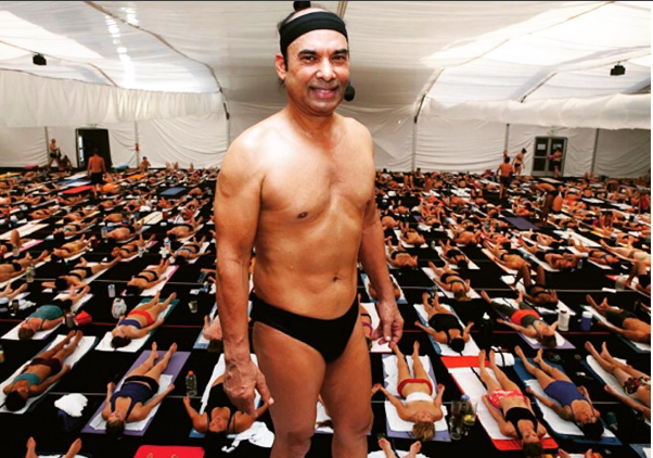 Arrest warrant issued for disgraced yoga tycoon Bikram Choudhury