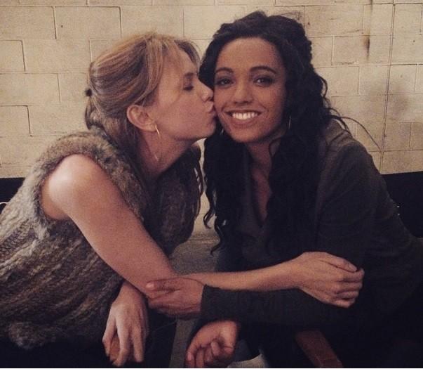 Freya and Rebekkah