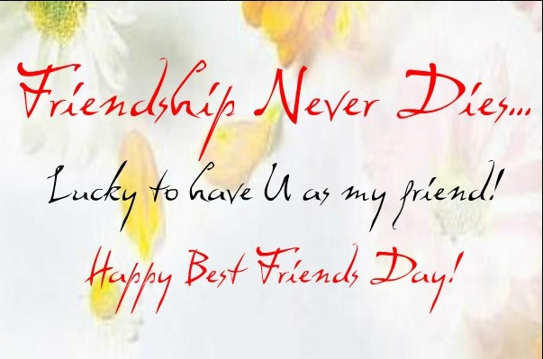 Happy Best Friends Day 2016: Best quotes, wishes, messages ...