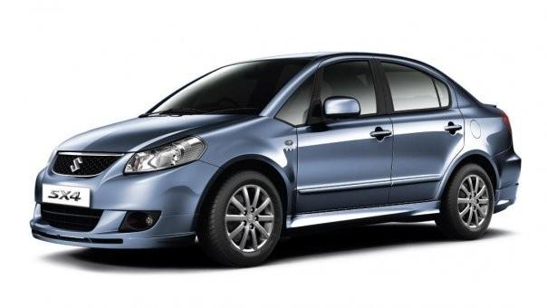 Maruti New SX4