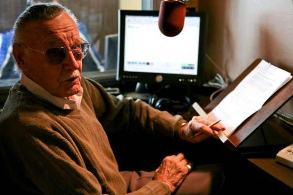Stan Lee to appear as action hero in his movie?