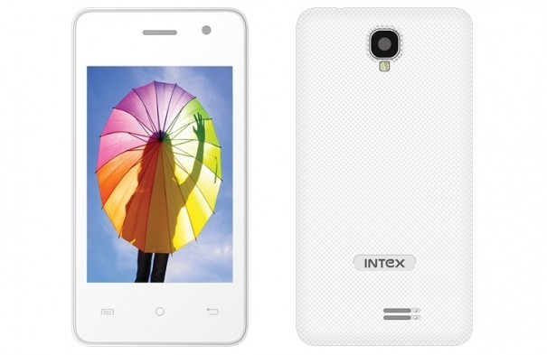 Intex launches Aqua V2 Smartphone in India