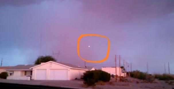 Arizona UFO