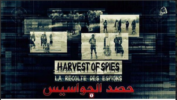 Boko Haram  has released a new beheading video titled Harvest of Spies.