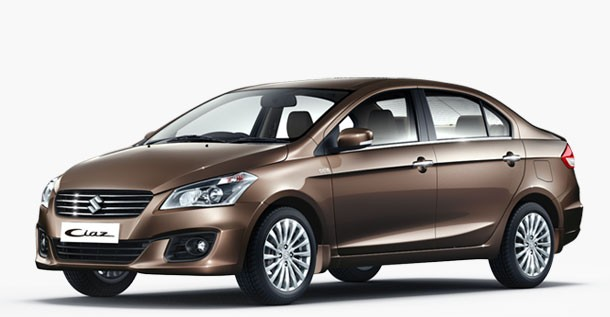 Maruti Suzuki Ciaz Launched in India; Full Price List, Feature, Booking Details [PHOTOS]