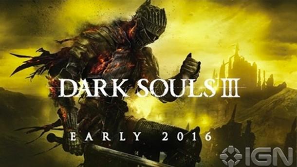 Dark Souls 3 leaked poster