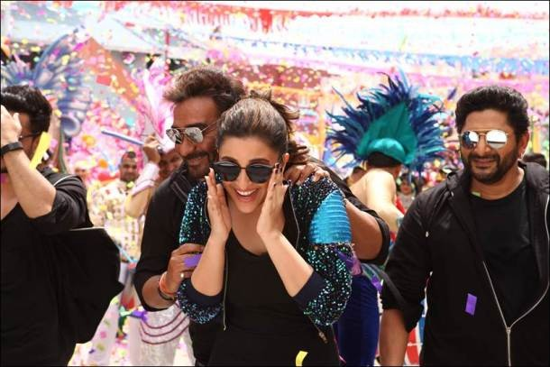 Golmaal Again crosses Rs 200 crore at the box office!