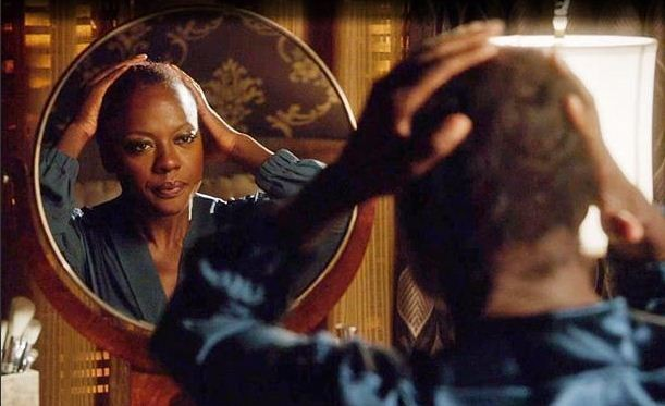 Annalise Keating as Viola Davis