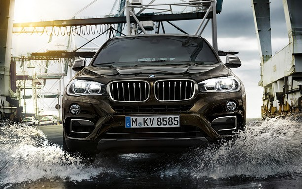 BMW X6 Launched in India