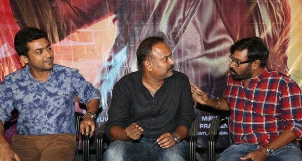 Rakshasudu Trailer Launch,Rakshasudu,Rakshasudu First Look launch,Rakshasudu first look,Rakshasudu trailer,suriya and venkat prabhu,suriya,venkat prabhu,actor suriya,suriya pics,suriya images,suriya photos,suriya stills