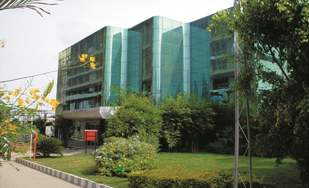 Cipla's office in Bangalore